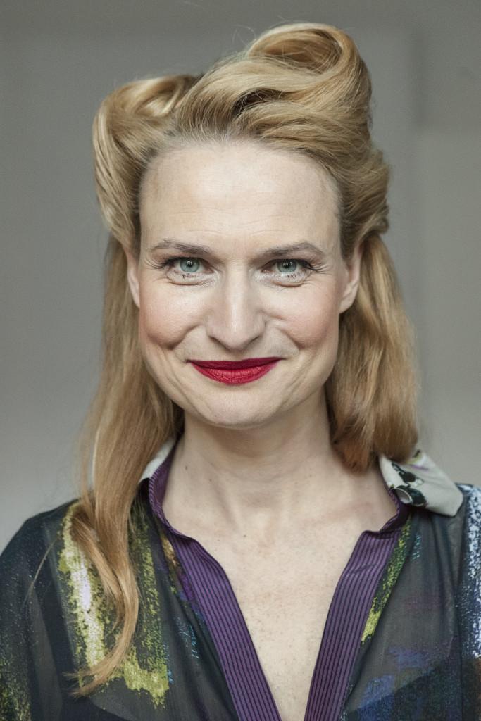 Hair und Make Up by Salon Zwei für Blauer Montag