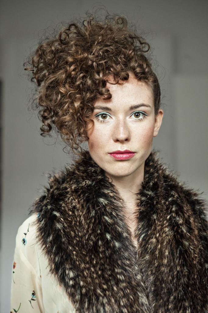 Hair und Make Up by Salon Zwei für Blauer Montag Köln