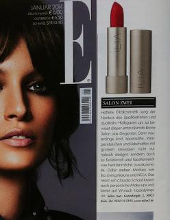 ELLE Magazin über Salon Zwei