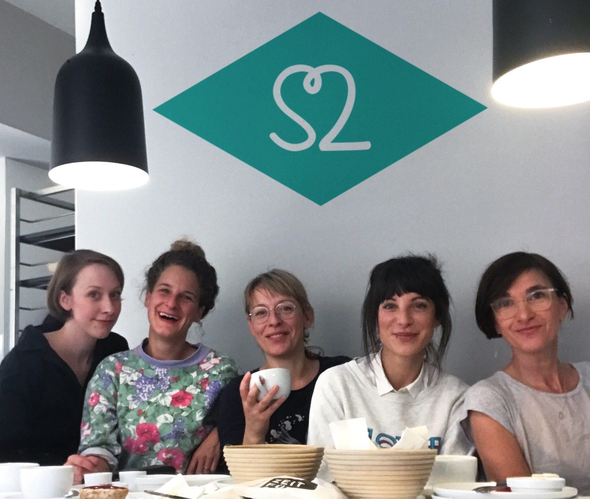 Das Salon Zwei Team