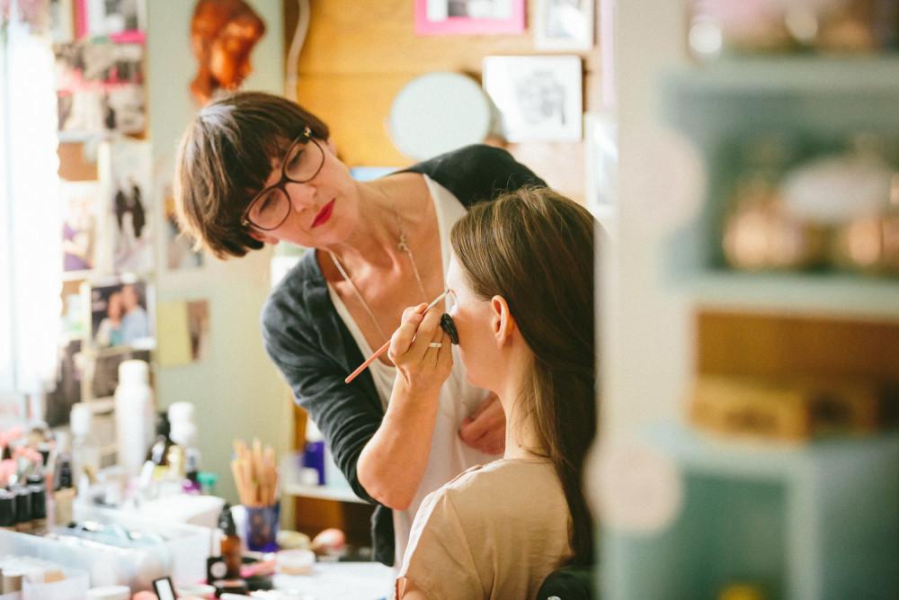 Braut Make Up von Claudia Schaaf