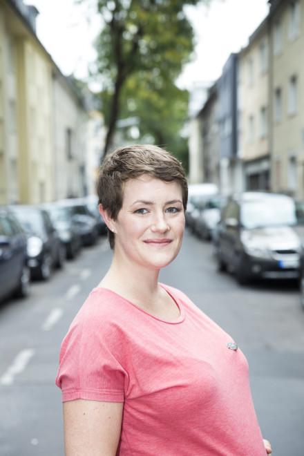Schminkparty, Junggesellinnenabschied im Salon Zwei in Köln