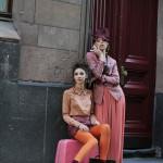 Komo Fotoshoting Make Up und Styling by Salon Zwei