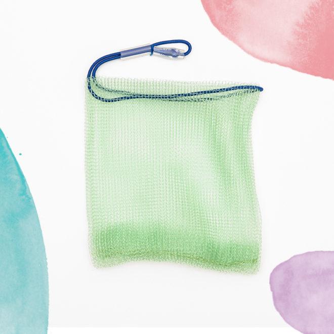 Salon Zwei Seifensäckchen Grün